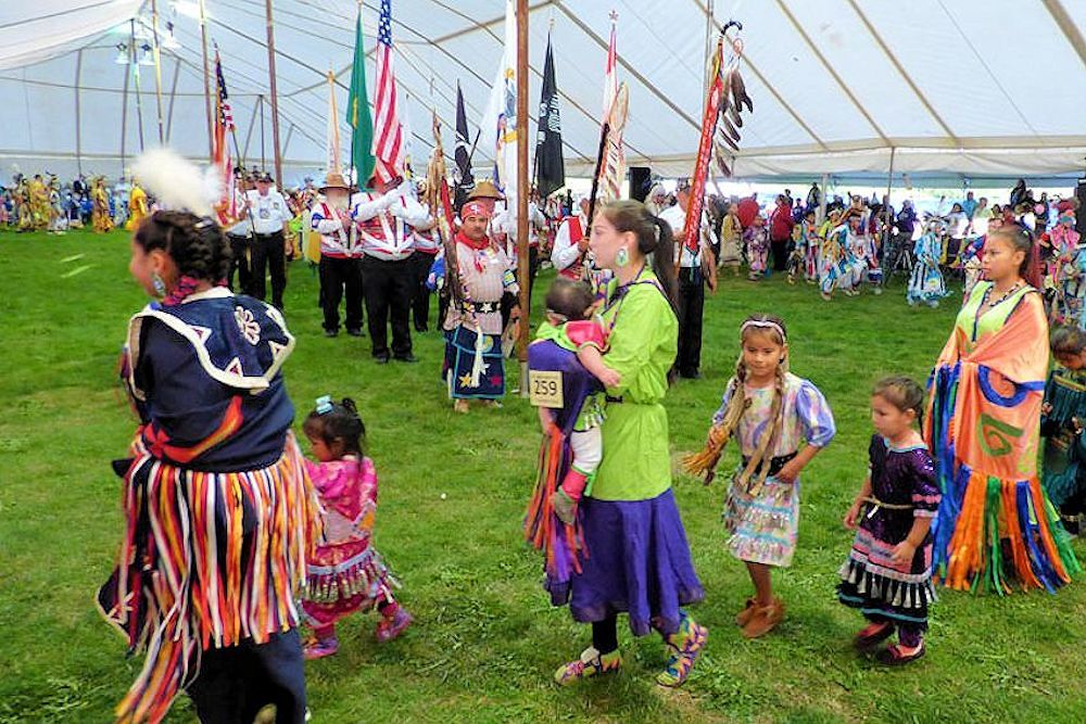 Tacoma Reads Partner Event: Puyallup Tribe Labor Day Powwow